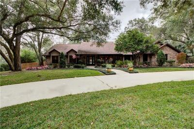 Longwood Single Family Home For Sale: 2060 Springs Landing Boulevard