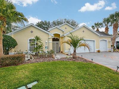 Lake County, Sumter County Single Family Home For Sale: 1118 San Antonio Lane