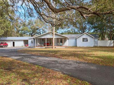Webster Single Family Home For Sale: 13881 Sr 471