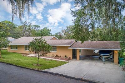 Eustis Single Family Home For Sale: 1607 Berkshire Drive