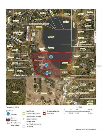 Lady Lake Residential Lots & Land For Sale: 0 Shadowwood Lane