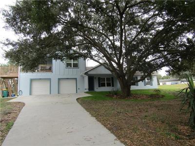 Eustis Single Family Home For Sale: 211 Morningview Drive