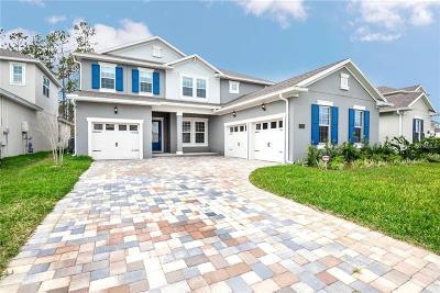 Winter Garden Single Family Home For Sale: 7524 Tangerine Knoll Loop
