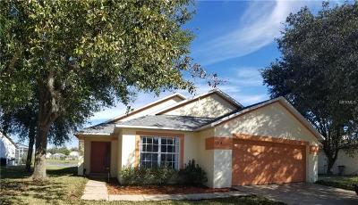 Clermont Single Family Home For Sale: 1134 Clear Creek Circle