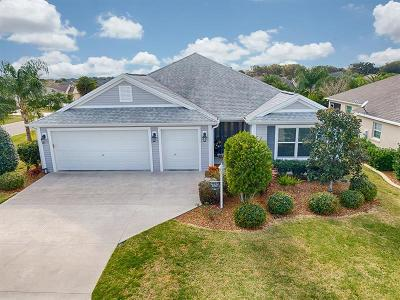 The Villages Single Family Home For Sale: 2266 Barret Lane