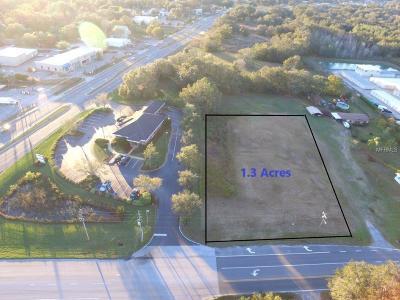 Groveland Residential Lots & Land For Sale: Villa City Rd