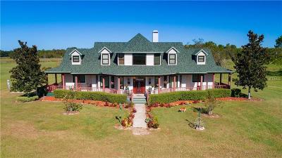 Groveland Single Family Home For Sale: 11525 Mattioda Road