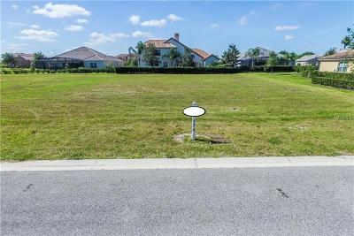 Mount Dora Residential Lots & Land For Sale: 3018 Isola Bella Boulevard