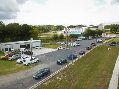 Commercial For Sale: 3130 Us Highway 441/27