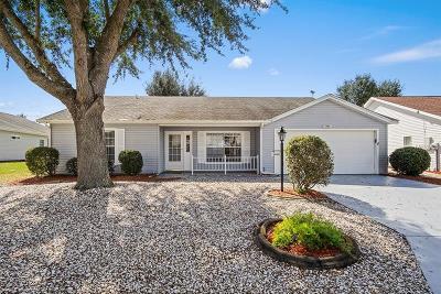 Leesburg Single Family Home For Sale: 5340 Tangelo Street