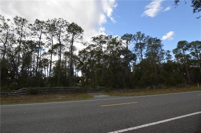 Umatilla Residential Lots & Land For Sale: County Road 439 #Lot 9