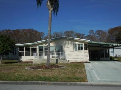 Sumter County Mobile/Manufactured For Sale: 409 S Timber Trail