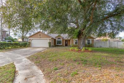 Ocoee Single Family Home For Sale: 2622 Cedar Bluff Court