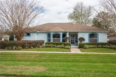 Tavares FL Single Family Home For Sale: $235,000