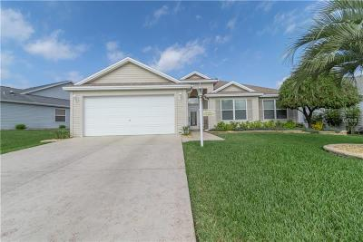The Villages Single Family Home For Sale: 8308 SE 176th Lawson Loop