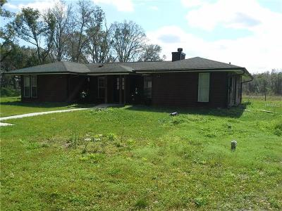 Clermont Single Family Home For Sale: 8050 Hoboh Lane