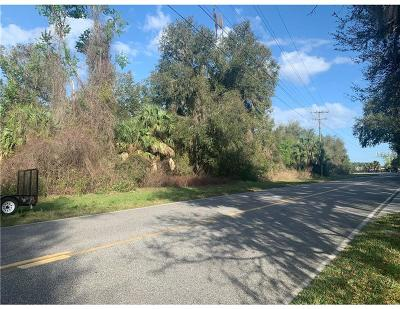 Eustis Residential Lots & Land For Sale: Cr 44a
