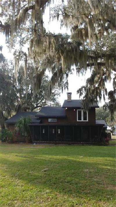 Wildwood Single Family Home For Sale: 9981 County Road 114a