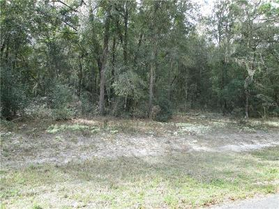 Webster Residential Lots & Land For Sale: County Road 656f