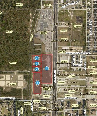 Residential Lots & Land For Sale: 2296 Highway 27/441