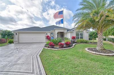The Villages Single Family Home For Sale: 2954 Bureau Path