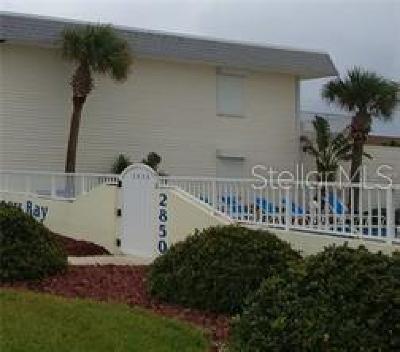 Ormond Beach Condo For Sale: 2850 Ocean Shore Blvd. Boulevard #B -6