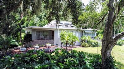 Eustis Single Family Home For Sale: 2411 Topping Place
