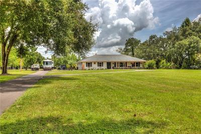 Mount Dora Single Family Home For Sale: 7831 Earlwood Avenue