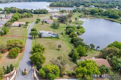 Eustis Residential Lots & Land For Sale: 221 Two Lakes Lane