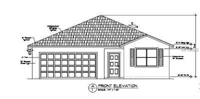 Groveland Single Family Home For Sale: 3045 Sunscape Terrace Terrace