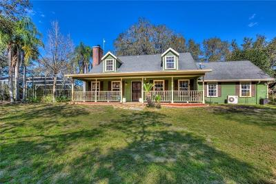 Groveland Single Family Home For Sale: 3015 Shady Oak Place
