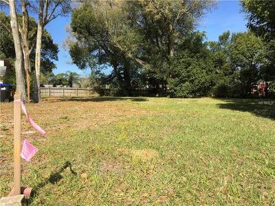 Mount Dora Residential Lots & Land For Sale: 5744 Section Street