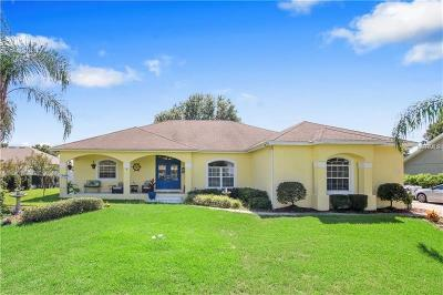 Polk City Single Family Home For Sale: 315 Bayberry Drive