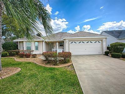 The Villages Single Family Home For Sale: 1798 Caryle Lane