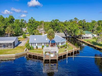 Astor Single Family Home For Sale: 24545 Snail Road