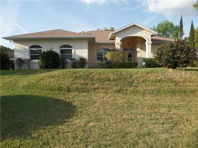 Ocala Single Family Home For Sale: 2013 SE Twin Bridge Court