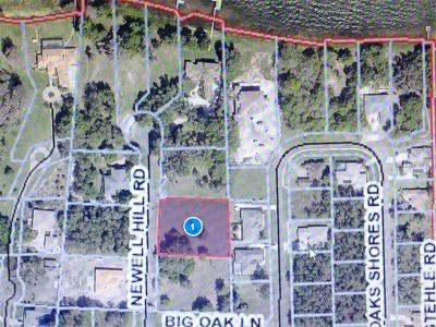 Leesburg Residential Lots & Land For Sale: 704 Newell Hill Road