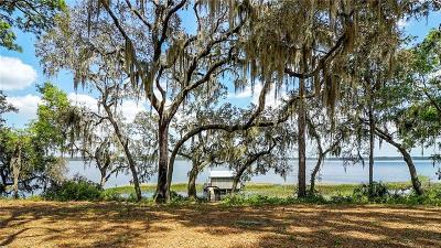 Lake County, Sumter County Single Family Home For Sale: 19500 Dorr Road