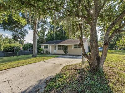 Clermont Single Family Home For Sale: 198 W Magnolia Street