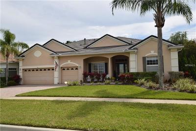 Clermont Single Family Home For Sale: 2908 Highland View Circle