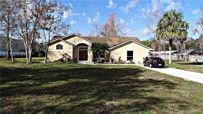 Orlando Single Family Home For Sale: 214 N Dean Road
