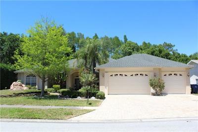 New Port Richey, New Port Richie Single Family Home For Sale: 9815 Hermosillo Drive
