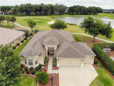 The Villages Single Family Home For Sale: 2433 Buttonwood Run