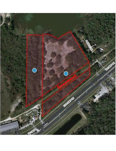 Leesburg Residential Lots & Land For Sale: Us Hwy 441
