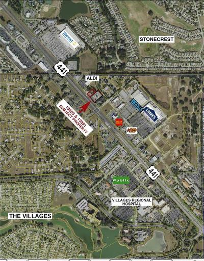 Commercial For Sale: 13891 N Highway 441/27