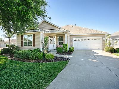 The Villages Single Family Home For Sale: 2068 Heather Hill Loop