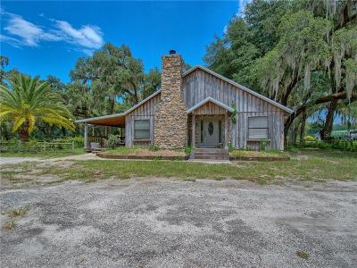 Sumter County Single Family Home For Sale: 1684 SE 44th Place