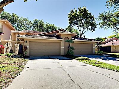 Orlando Townhouse For Auction: 7641 Fenwick Cove Lane