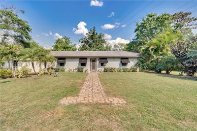 Kissimmee Single Family Home For Sale: 2805 Jessup Avenue
