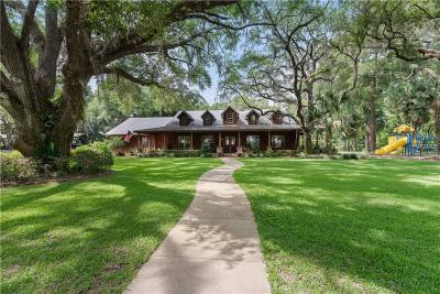 Eustis Single Family Home For Sale: 27737 County Road 44a